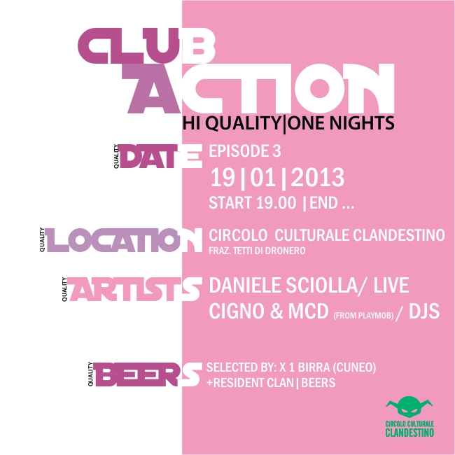 Club Action Ep. 3